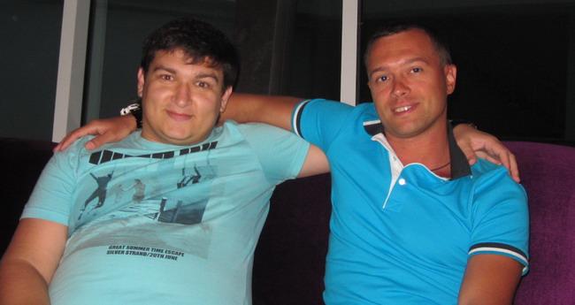 Плешков и Валерий Стручин